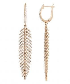 Unique Diamond EarringsStyle #: PD-LQ8326E