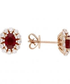 Classic Gemstone EarringsStyle #: PD-LQ8613E
