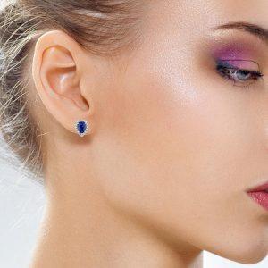 Classic Gemstone EarringsStyle #: PD-LQ8832E