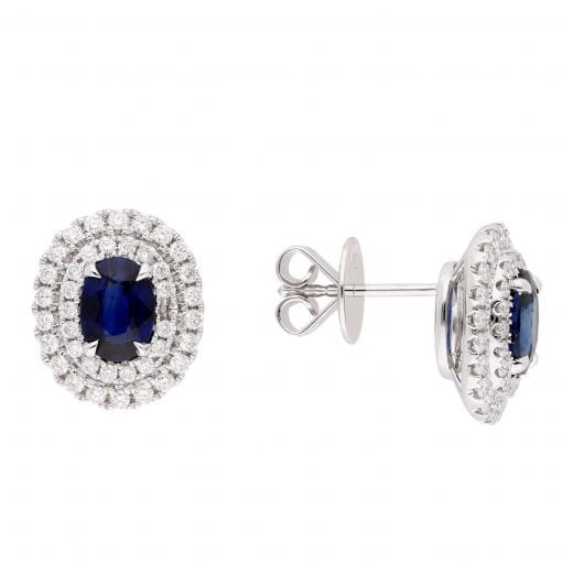 Classic Gemstone Earrings<br>Style #: PD-LQ9478E