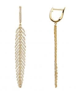 Unique Diamond EarringsStyle #: PD-LQ9484E