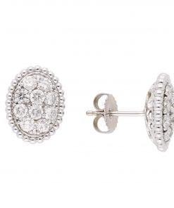 Vintage Diamond EarringsStyle #: PD-LQ9538E