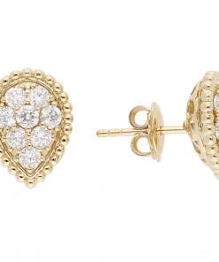 Classic Diamond EarringsStyle #: PD-LQ9585E