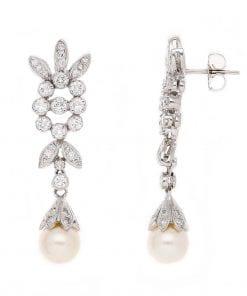 Classic Gemstone EarringsStyle #: UDE-07205