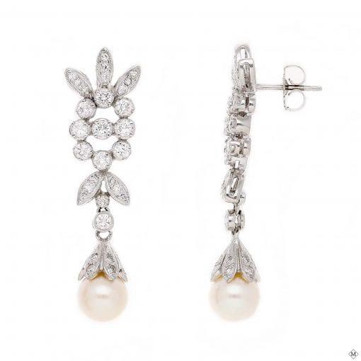 Classic Gemstone Earrings<br>Style #: UDE-07205