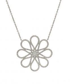 Modern Diamond PendantStyle #: AN-MY5094