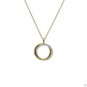 Classic Diamond PendantStyle #: AN-MY5552