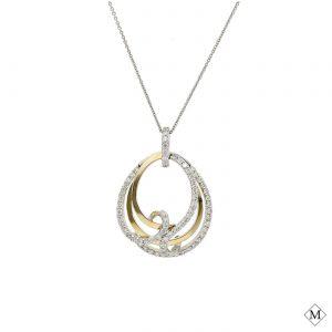 Modern Diamond PendantStyle #: AN5685