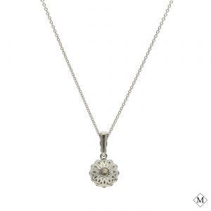 Classic Diamond  PendantStyle #: MDPND9991