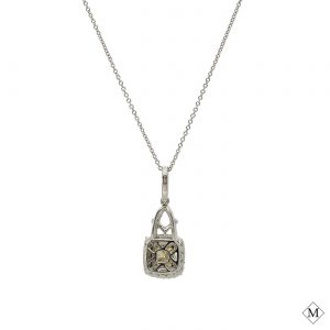 Classic Diamond PendantStyle #: MDPND9997