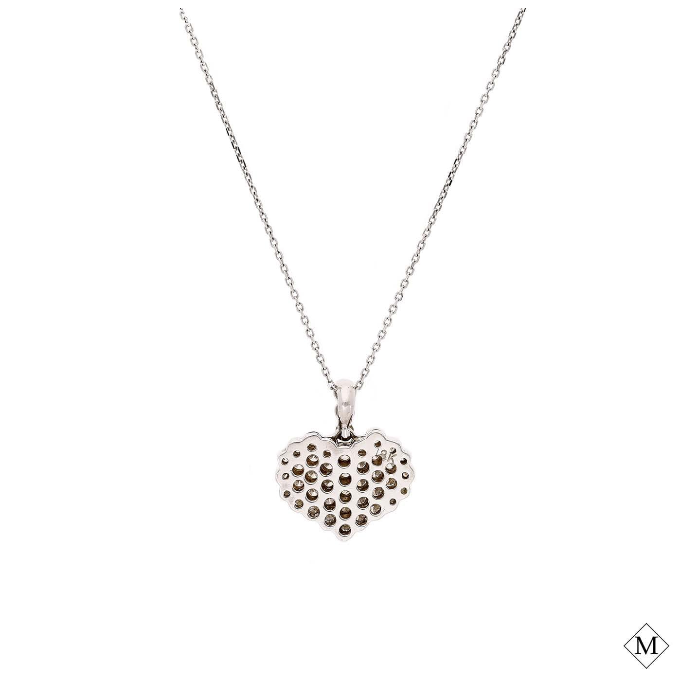 Unique Diamond PendantStyle #: PD-608P