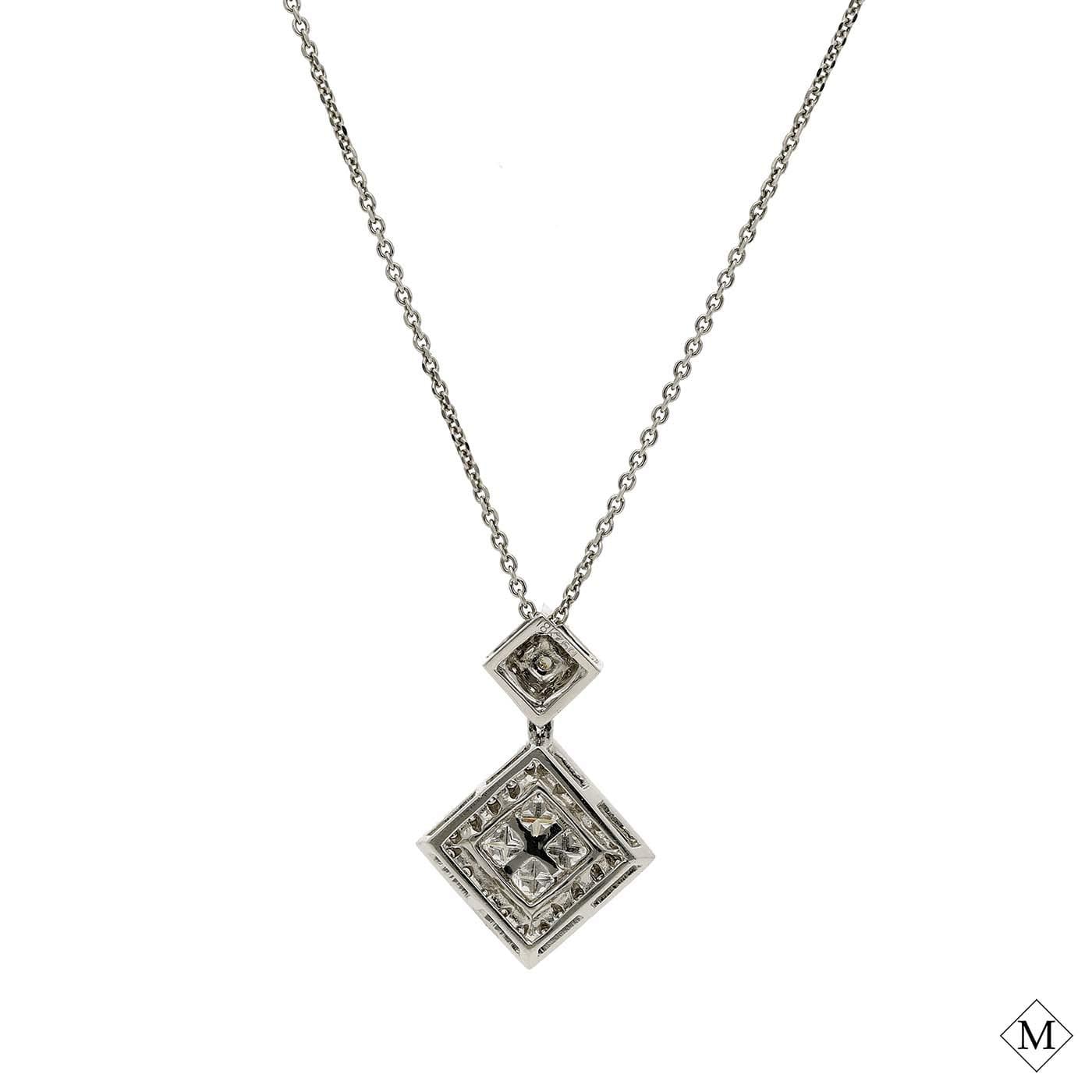 Classic Diamond PendantStyle #: PD-LQ1560P