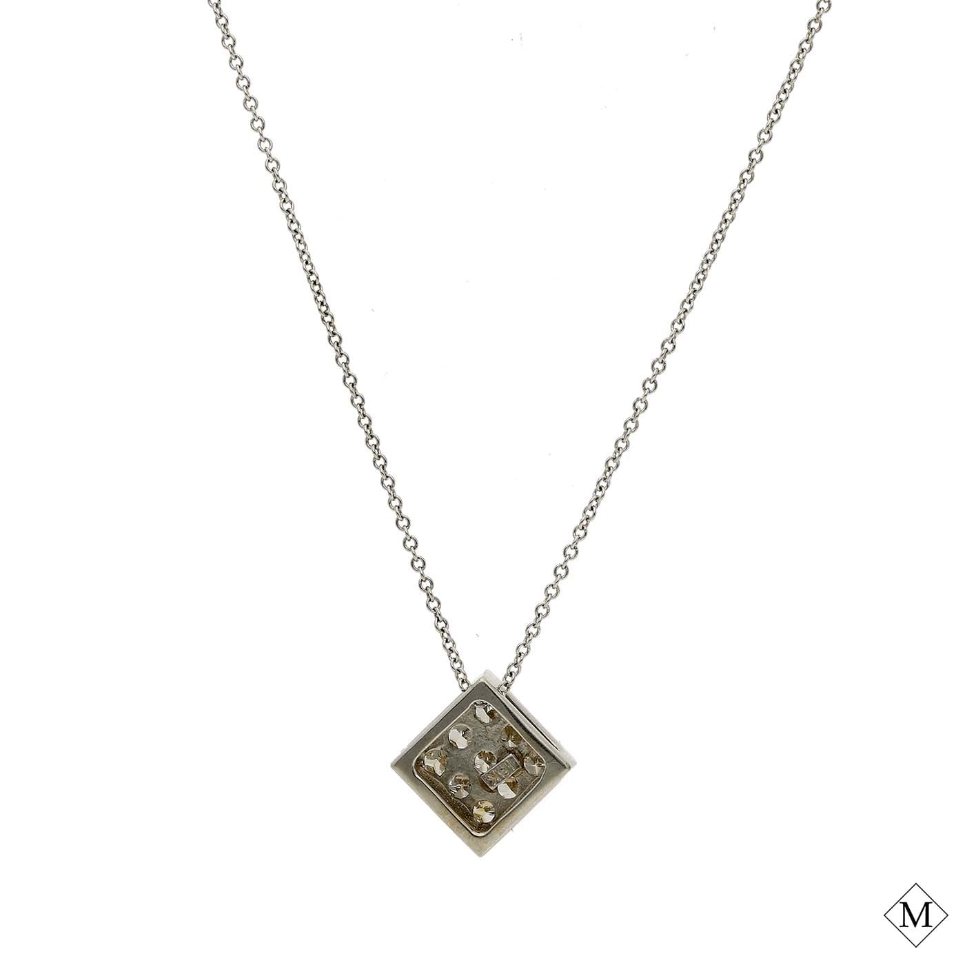 Classic Diamond PendantStyle #: PD-LQ477P