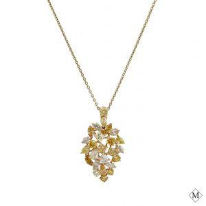 Classic Diamond PendantStyle #: PD-LQ6121P