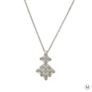 Classic Diamond PendantStyle #: PD-LQ701P