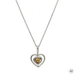 Modern Brown Diamond PendantStyle #: PD-LQ7487P
