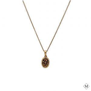 Classic Diamond PendantStyle #: PD-LQ7696P