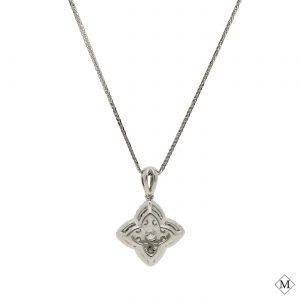 Classic Diamond PendantStyle #: PD-LQ7713P