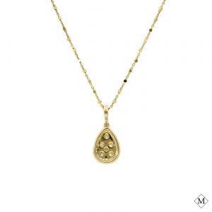 Modern Diamond PendantStyle #: PD-LQ8381P