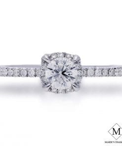 Halo Diamond Engagement RingsStyle #: FP25527MD