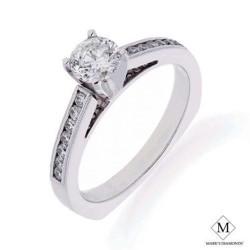 Diamond RingStyle #: iMARKS-FPA10E