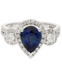 Sapphire  Fashion RingsStyle #: LQ14678L
