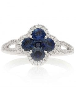 Sapphire  Fashion RingsStyle #: PD-LQ15566L