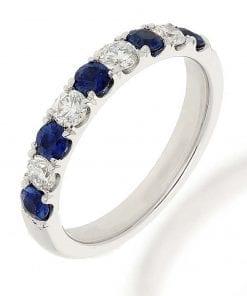 Sapphire  Fashion RingsStyle #: PD-LQ20447L