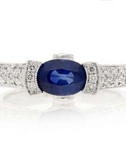 Sapphire  Fashion RingsStyle #: PD-LQ6691L