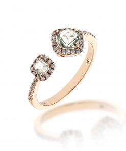Modern Diamond Fashion RingStyle #: MARS-24222