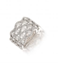 Glam Diamond Fashion RingStyle #: ANC-JA348