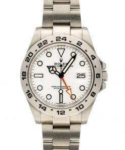 Rolex Explorer II - 216570SKU #: ROL-1129