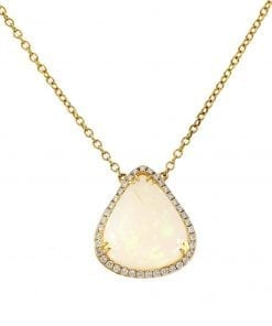 Modern Opal NecklaceStyle #: SAM-10120970