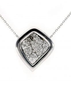 Simple Sliced Diamond PendantStyle #: PD10113284
