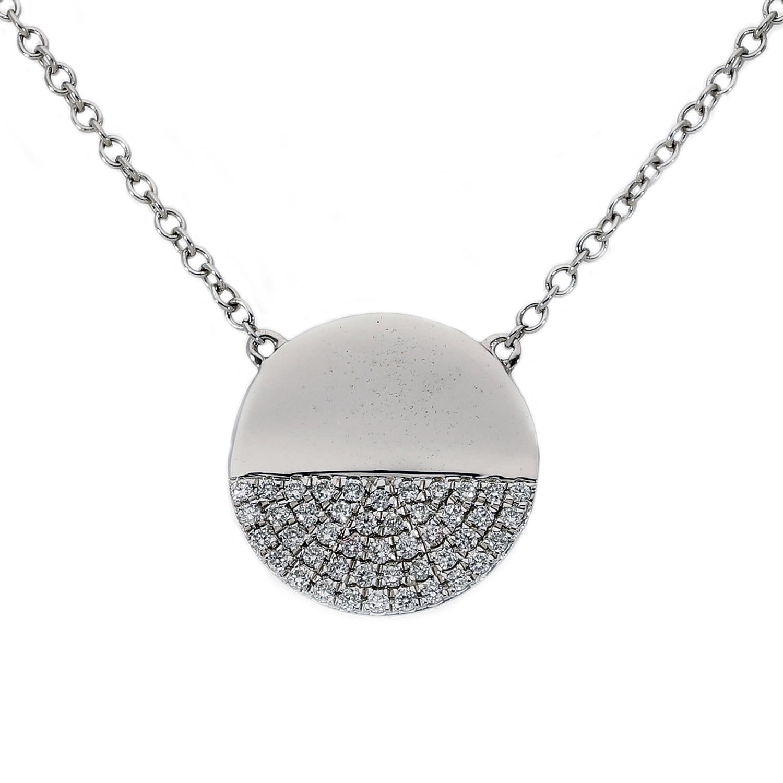 442e37ff817b Simple Diamond PendantStyle #: PD10123174   Shop Engagement Rings ...