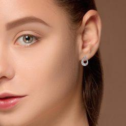 Diamond Earrings<br>Style #: iMARS-27234