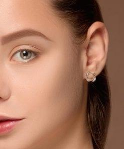 Simple Diamond EarringsStyle #: MARS-27235
