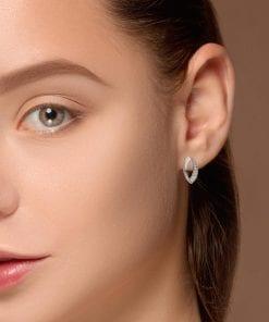 Simple Diamond EarringsStyle #: MARS-27248