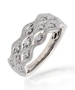 Classic Diamond RingStyle #: MARS-25797