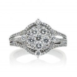 Diamond Ring<br>Style #: PD-10101414