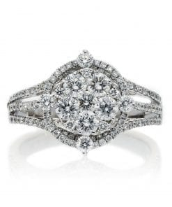 Classic Diamond RingStyle #: PD-10101414