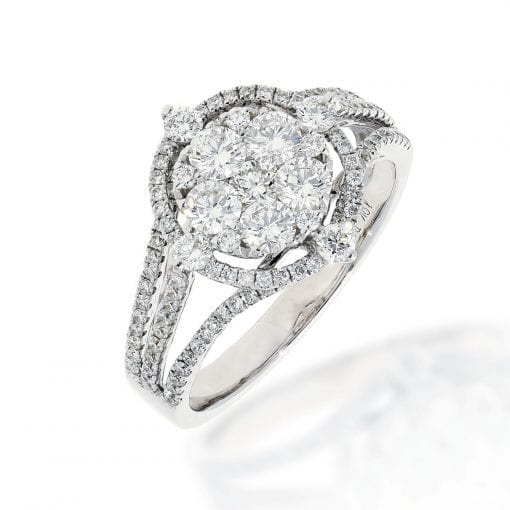Diamond RingStyle #: PD-10101414
