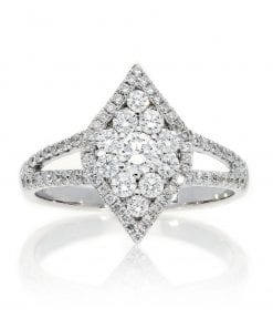 Classic Diamond RingStyle #: PD-10105450