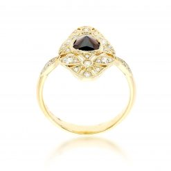 Diamond Slice Ring<br>Style #: PD-10113297