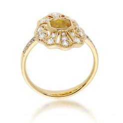 Diamond Slice Ring<br>Style #: PD-10117563