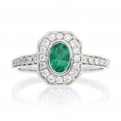Emerald Ring<br>Style #: PD-10121186