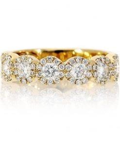 Modern Diamond RingStyle #: PD-10121674