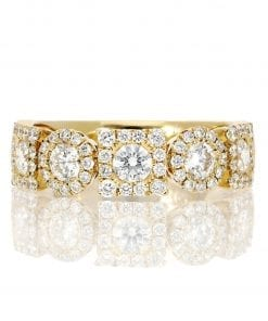 Modern Diamond RingStyle #: PD-10122102