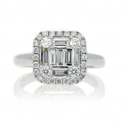 Diamond  RingStyle #: PD-10122589