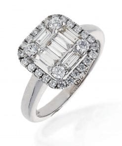 Classic Baguette Diamond RingStyle #: PD-10122589